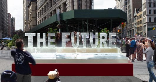 The Future Flatiron Bldg